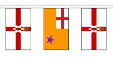 More details for northern ireland friendship flag polyester bunting - premium quality