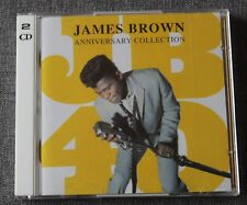 James Brown, anniversary collection - best of, 2CD