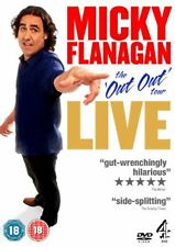 Micky Flanagan Live: The Out Out Tour [DVD][Region 2]