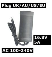 14.4V 14.8V 5A DC 16.8V Three-stages Lithium Battery Charger DC 5.5MM*2.1MM