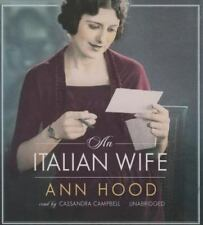 An Italian Wife by Ann Hood (2014, CD, Unabridged)