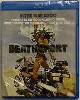 NEW DEATHSPORT LIMITED EDITION BLU RAY SCREAM FACTORY EXCLUSIVE ONLY 1000 MADE