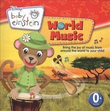 World Music [Enhanced CD] 2009 by Baby Einstein