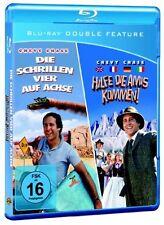 Die schrillen Vier auf Achse/Hilfe, die Amis kommen[Blu-ray]Chevy Chase*NEU&OVP*
