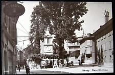 SWITZERLAND~SUISSE ~1900's VEVEY ~ Place Orientale ~ LA GRENADE