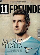 Magazin 11 Freunde Nr.125/2012,Miroslav Klose/Lazio Rom,Norbert Meier