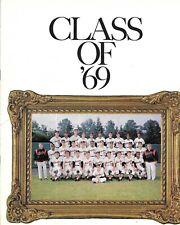 1969 Baltimore Orioles-Twins ALCS Game 2 Program McNally Masterful NICE!!