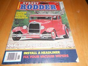 Street Rodder June 1978, Oakland Roadster Show