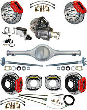 NEW SUSPENSION & WILWOOD BRAKE SET,CURRIE REAR END,POSI-TRAC GEAR,82-97 S10,34