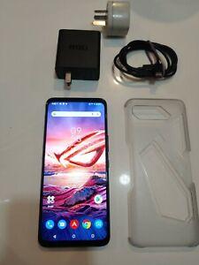 ASUS ROG 5 - 12GB/128GB - 5G  White Unlocked Tencent Edi Tax Inv Express Postage