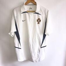 RARE VINTAGE PORTUGAL AWAY 2002/04 ORIGINAL FOOTBALL SHIRT JERSEY NIKE / SIZE L