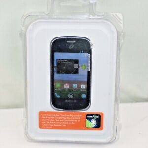 Samsung TFSAS738CTM3PWP Galaxy Centura 4GB Blue Prepaid Smartphone TracFone