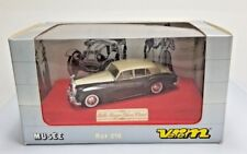 NEW DIECAST CAR Solido Verem Rolls Royce Silver Cloud made in France 1/43