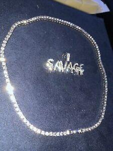 Savage Pendant (+ Free Chain)
