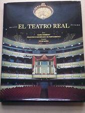 El Teatro Real by Maira Herrero & Francisco Rodríguez de Partearroyo (Hbk 1998)