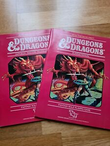 Dungeons and dragons 1983