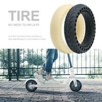 Electric Scooter Rubber Tires For M365 8.5in Non-Pneumatic Solid Wheels Tyres