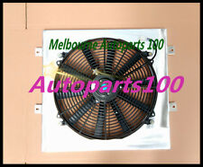 For HILUX SURF shroud & fan KZN130 1KZ-TE AT/MT 1993 1994 1995 1996 Aluminum