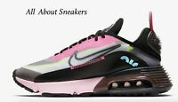 "Nike Air Max 2090 ""White/Pink Foam/Lotus Pink/Bl"" Women's Trainers Limited Stock"