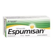 Espumisan 40 mg capsules 100 pcs removal of intestinal gas
