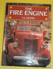 The Fire Engine 1996 T. A. Jacobs Great Photographs Large Book Nice See!