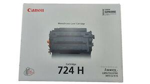 Original Canon Toner CRG 724H 3482B002  Neu OVP B-Ware