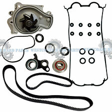 93-01 Honda Prelude H22A1 H22A4 Timing Belt Kit Water Pump & Valve Cover Gasket