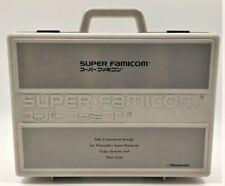 Nintendo Hard Travel Carry Case Console Brief Case for Nintendo Super Famicom