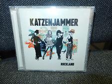 KATZENJAMMER - Rockland, 1 - CD Album  2015 - ***SEHR GUT***