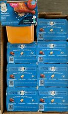 8 2 Packs Gerber 2nd Foods Nutritious Dinners Chicken & Rice Baby Food Exp 4/21