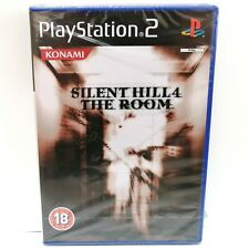 Silent Hill 4: The Room ~ Sony PlayStation PS 2 ~ UK PAL *Brand New Sealed*