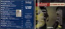 LA FIAMMA DEL ROCK CD Feelings FEE10-2 Blondie Deep Purple Doobie Brothers Knack