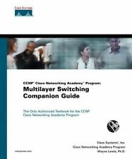 CCNP Cisco Networking Academy Program: Multilayer Switching Companion-ExLibrary