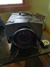 Barco Graphics G6300 DLC Projector RCA HDMI VGA SVGA  QFD 1 : 27 : 1 Lense