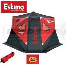 32100 Eskimo Outbreak 450i Insulated Ice Fishing Pop-Up Shelter Used Factory 2Nd