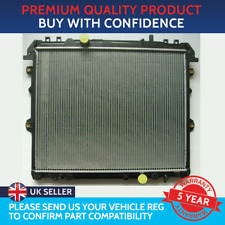 RADIATOR TO FIT TOYOTA HILUX 2004 TO 2015 2.5 D-4D 3.0 D-4D DIESEL MANUAL