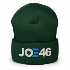 Joe 46 Hat President Biden Beanie