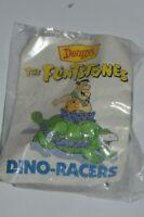 Vintage 1991 The Flintstones Dino Racers DINO Denny's Kid's Meal Toy MIB Sealed