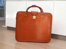 Vintage Ferrari Testarossa Leather Luggage Suitcase bag koffer Tasche, Schedoni