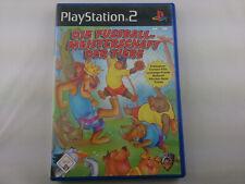 Die Fussball Meisterchaft der Tiere Sony PlayStation 2 2004 PS2 PAL Spiel Game