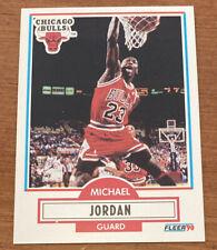 Michael Jordan 1990-91 Fleer #26 $$$ Bulls
