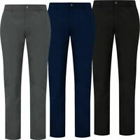 Callaway Golf Mens Thermal Flat Front Technical Trousers Performance Pants