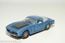 CORGI TOYS 301 ISO GRIFO METALLIC BLUE EXCELLENT CONDITION