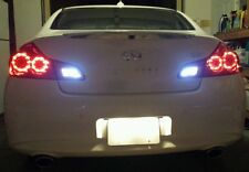 White LED Reverse Light/Back Up Mitsubishi Lancer 2002-2006 2003 2004 2005