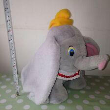 Vintage Retro Disney Dumbo the Elephant Soft Plush Toy - Great Present / Gift