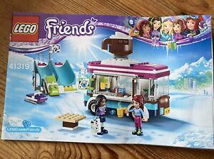 lego Friends instructions manuals 41319 41334 41329