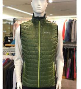 Marmot Men's Variant Polartec¢ç Power Stretch Vest NWT Green or Red