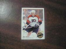 ERIC LINDROS , FLYERS 1993 O-PEE-CHEE NHL HOCKEY CARD #102
