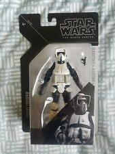 "Star Wars Black Series Archive Biker Scout Trooper 6"" Figure"