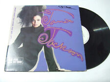 "Janet Jackson ‎– What Have You Done For Me Lately - Disco 12"" MAXI SINGLE Vinile"